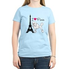 Paris Poodle T-Shirt