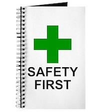 SAFETY FIRST - Journal
