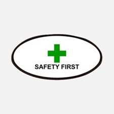 SAFETY FIRST - Patches