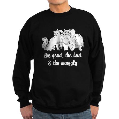 The Snuggly Sweatshirt (dark)