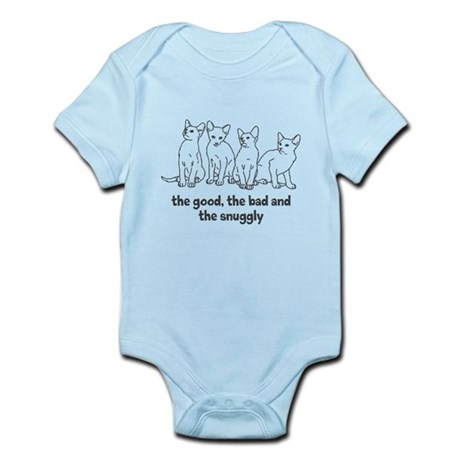 The Snuggly Infant Bodysuit