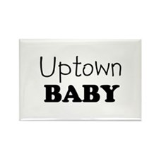 Uptown baby Rectangle Magnet