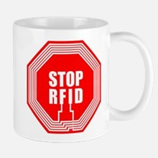 Say NO to RFID Mug