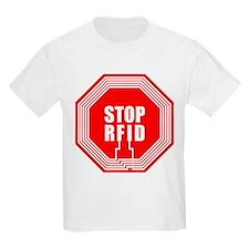 Say NO to RFID T-Shirt