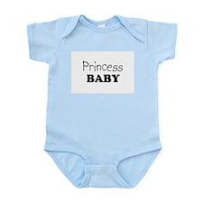 Princess baby Infant Creeper
