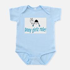 pony girlz rule! Infant Creeper