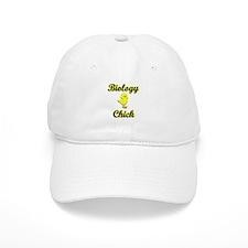 Biology Chick Baseball Cap