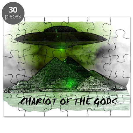 chariot of the gods Puzzle