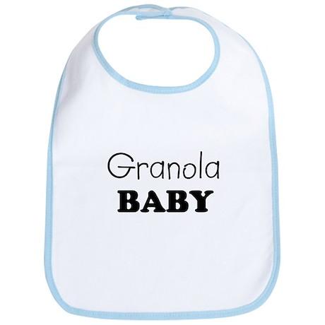 Granola baby Bib