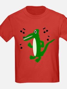 Rocking Crocodile T