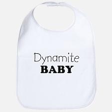Dynamite baby Bib