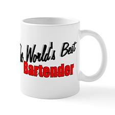 """""""TheWorld's Best Bartender"""" Mug"""