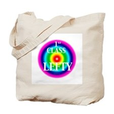 Lefty Tote Bag