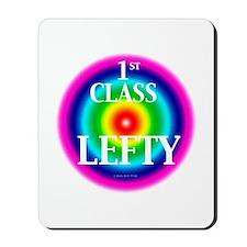 Lefty Mousepad