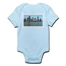 San Francisco Waterfront Gifts  Infant Creeper