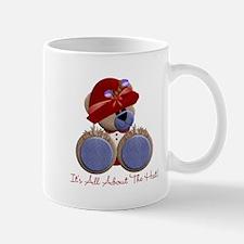 RedHat TeddyBear Mug