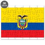 Ecuador Puzzle