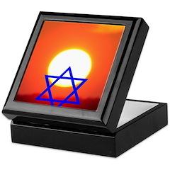 STAR OF DAVID VII Keepsake Box