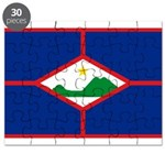 Sint Eustatius Puzzle