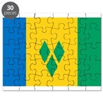 Saint Vincent and the Grenadi Puzzle
