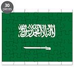 Saudi Arabia Puzzle