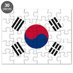 South Korea Puzzle