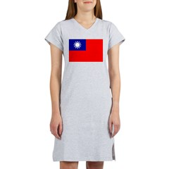 Taiwan Women's Nightshirt