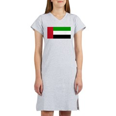 United Arab Emirates Women's Nightshirt