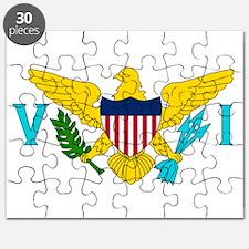 U.S. Virgin Islands Puzzle