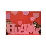 Valentine's Day #7 Rectangle Magnet