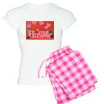 Valentine's Day #7 Women's Light Pajamas