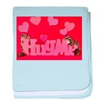 Valentine's Day #7 baby blanket