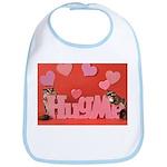 Valentine's Day #7 Bib