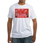 Valentine's Day #7 Fitted T-Shirt