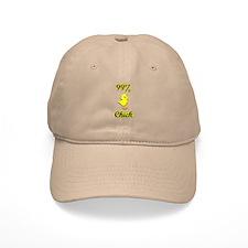 99% Chick Baseball Cap
