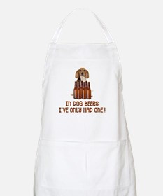 In Dog Beers ... Apron