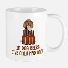 In Dog Beers ... Mug