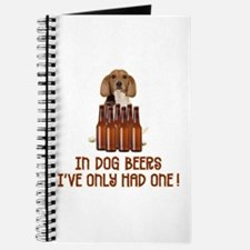 In Dog Beers ... Journal