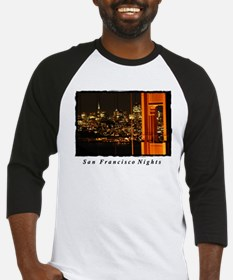 SF Nights Gifts  Baseball Jersey