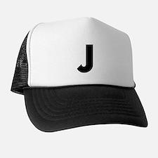 Letter J Hat