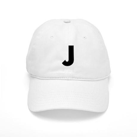Letter J Cap