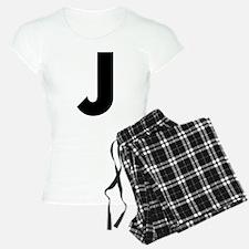 Letter J Pajamas