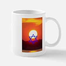 STAR OF DAVID X Mug