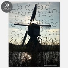 Dutch Windmill Puzzle