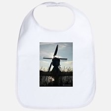 Dutch Windmill Bib