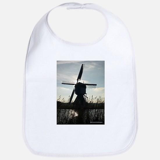 Dutch Windmill Bib