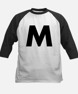 Letter M Tee