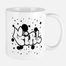 Graffite Girl Mug