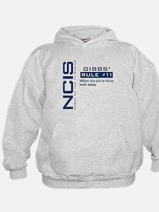 NCIS Gibbs' Rule #11 Hoodie