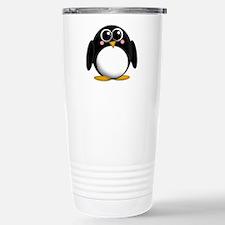 Adorable Penguin Travel Mug